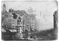 Possibly the earliest photograph of London, 1838