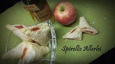 Spirellis Allerlei: {1-2-3-Rezept} Mini-Apfeltaschen 2.0