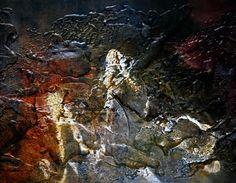 Foot Steps In A River Bed by Hakeem Luqman