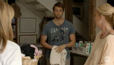 Offspring season 5 ep.6 - Lawrence  (catalog's man)