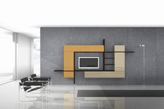 mueble de tv minimalista - Buscar con Google