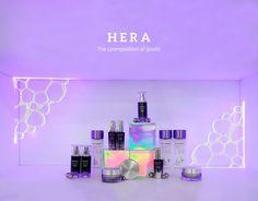"""내 @Behance 프로젝트 살펴보기: """"헤라(HERA) 상품구성"""" https://www.behance.net/gallery/45808123/(HERA)-"""