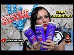 CONCURSO CULTURAL- 3 anos de blog - Kert Cosméticos #LúTodoDia | Luciana...