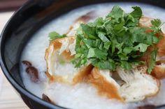 Cháo Gà – Chicken Congee