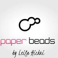 Il mio piccolo mondo...: Paper Beads..... le Perle di Carta...