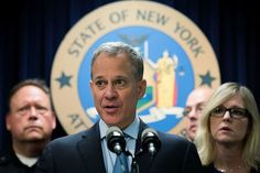 NY Attorney General Schneiderman sues Trump: 'We won't hesitate to use the full force of our office'