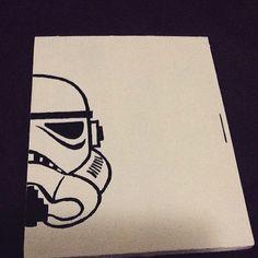 Quadro Stormtrooper #starwars