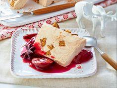 Unser beliebtes Rezept für Lebkuchenparfait mit Punschpflaumenkompott und mehr als 55.000 weitere kostenlose Rezepte auf LECKER.de.