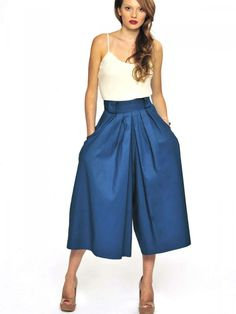 Image result for culottes