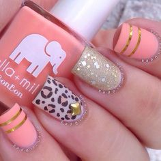 Check out the incredibly unique nail art designs that are inspiring the hottest nail art trends.
