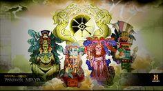 Panteón Maya - Portal de los Dioses.