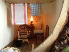 Чудо-дерево Maddie Brindley: настоящий жилой дом для мышки - Ярмарка Мастеров - ручная работа, handmade