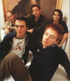 Radiohead: Thom Yorke Jonny Greenwood Colin Greenwood Ed O'Brien Philip Selway