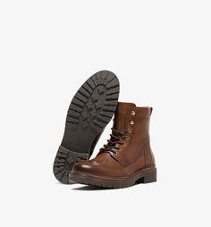 cf5fc477ddec КОЖАНЫЕ БОТИНКИ МУЖСКАЯ КОЛЛЕКЦИЯ - Обувь - Посмотреть все от Massimo Dutti  сезона  осень зима 2016 за 13990. Естественная элегантность!