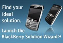 BlackBerry® Professional Software is a new secure, wireless messaging and collaboration solution for small and medium-sized businesses.