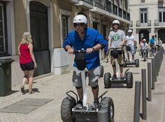 Lisbon Tuk / Segway and Electrical bike tours - Go Discover Portugal travel