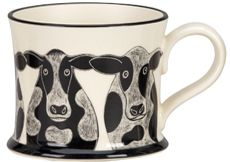 COUNTRY COW Mugs