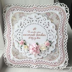 Wild Orchid Crafts: With sympathy and warm thoughts...