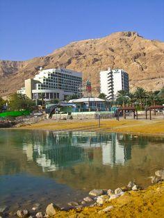The Dead Sea - Ein Bokek, Israel