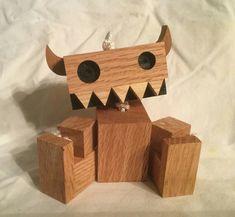 Robot fun demon