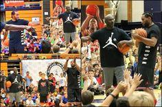¿Puede ganar un niño a Michael Jordan? Si le ayuda Kawhi Leonard...Compruébalo (Vídeo) - @KIAenZona #baloncesto #basket #basketbol #basquetbol #kiaenzona #equipo #deportes #pasion #competitividad #recuperacion #lucha #esfuerzo #sacrificio #honor #amigos #sentimiento #amor #pelota #cancha #publico #aficion #pasion #vida #estadisticas #basketfem #nba