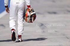 Tribute to Jules Bianchi. RIP