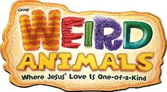 Weird Animals Vbs 2014 Logo