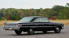 1963 Ford Galaxie 500 Fastback
