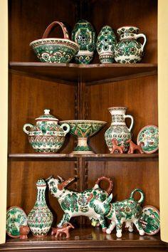 Ceramic, Kosiv, W Ukraine, from Iryna