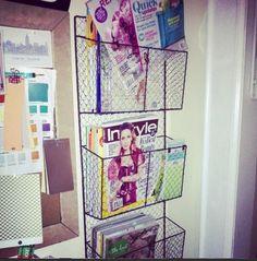 Magazine rack full @Style48