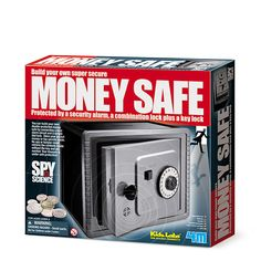 REC Build Your Own Super Secure Money Safe - 4m R134