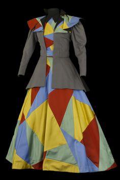 Costume par Bernard Arnould pour Le Marchand de Venise, Opéra national de Paris, 1979. Coll. CNCS / ONP © CNCS / Photo Pascal François