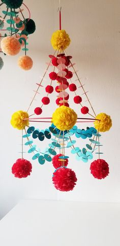 Make Your Own Beautiful Pajaki Chandelier @ Likely General This Spring Lifestyle Handmade Chandelier, Diy Chandelier, Creative Writing Workshops, Diy And Crafts, Paper Crafts, Pom Pom Crafts, Craft Night, Make Your Own, How To Make