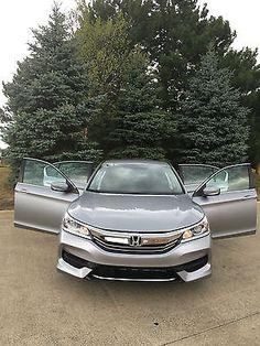 nice 2016 Honda Accord - For Sale