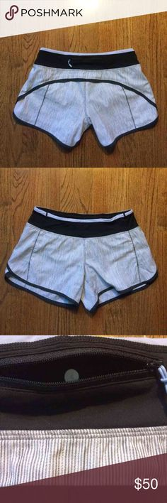 Lululemon Groovy Run shorts 4 Excellent condition! lululemon athletica Shorts