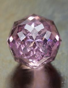 Boogie Redux in Afghan Tourmaline • 7.70 carats • A Preview • Jeffrey Hunt  •   Precision Gemstones Design and Faceting
