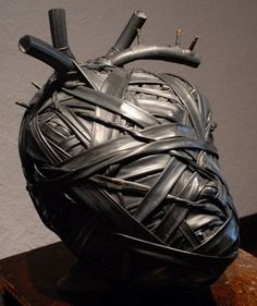 black heart - Catherine Jacobi