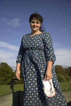 Catherines Choice by potterzdotter, via Flickr (maternity dress pattern)