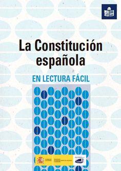 Portada de la Constitución española en lectura fácil