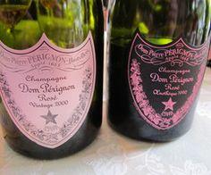 ~ Dom Perignon ~ in pink.....Dad.......hahahaha