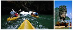 Phuket- F/D Phang Nga Bay, James Bond Island & Krabi tour