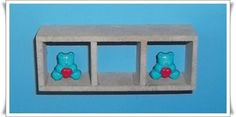 Feito em mdf,utilizado em decoração de porta maternidade/cenarios. R$ 1,70