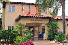 Old Town Inn  2.5 of 5  4444 Pacific Highway, San Diego, CA 92110  +1 800-643-3025