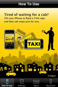 Things That Are Really Not A Problem #2: Taxi Sign App. My new blog series. Weird, stupid, occasionally humorous. I find them. I post them. You read them. You share them. Seems like a reasonable arrangement. Click image to read my rant. http://jaydunnonline.com/