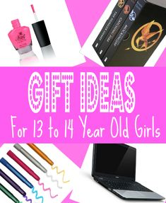 Best Gifts for 13 Year-Old Girls - Christmas, Birthday, Hannukah, or Just Because 13th Birthday Parties, Birthday Gifts For Teens, 14th Birthday, Birthday List, Birthday Wishes, Girl Birthday, Birthday Ideas, Christmas Birthday, Christmas Wishes