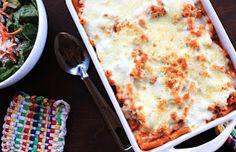 Bo's Bowl: Baked Ziti with Italian Sausage and Ricotta