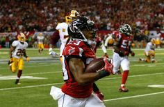NFL 2015 Season: Atlanta Falcons vs New Orleans Saints, Preview, Prediction & Predicted Lineup -  Raymund Tamayo | Oct 13, 2015 03:20 PM EDT -    Robert Alford (#23) of the Atlanta Falcons returns an interception for a touchdown in their 25-19 overtime win against the Washington Redskins.