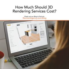 rendering could replace your photography needs, but how much should it cost? Read on and never get ripped off. Web Design Agency, Branding Design, 3d Rendering Services, Company Work, Design Projects, Ecommerce, Digital Marketing, How To Find Out, Entrepreneur