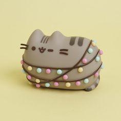 Pusheen Love, Pusheen Cat, Pusheen Stuff, Bebidas Do Starbucks, Cute Squishies, Polymer Clay Kawaii, Kawaii Room, Cute Stuffed Animals, Cute Clay