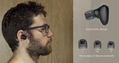 Safe Call Bluetooth earphone with Car charger by younser — Kickstarter